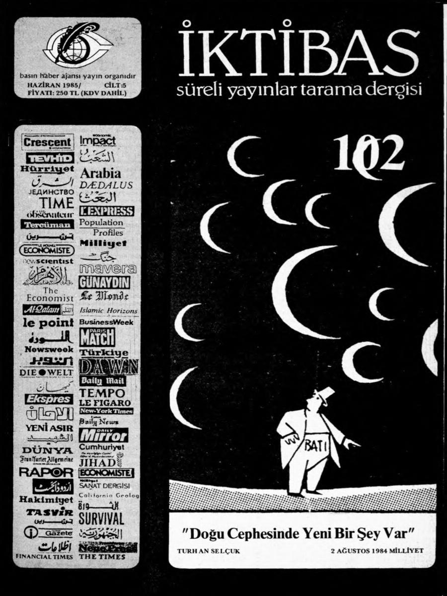 5. Cilt 102. Sayı