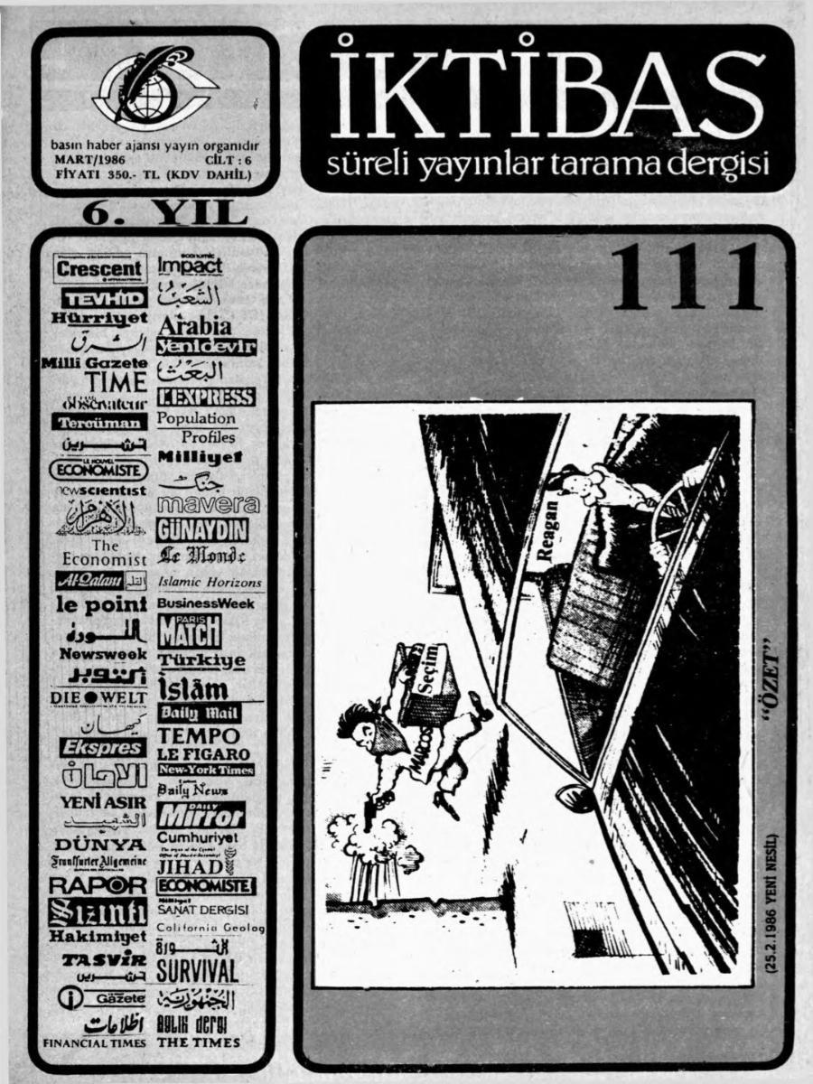 6. Cilt 111. Sayı