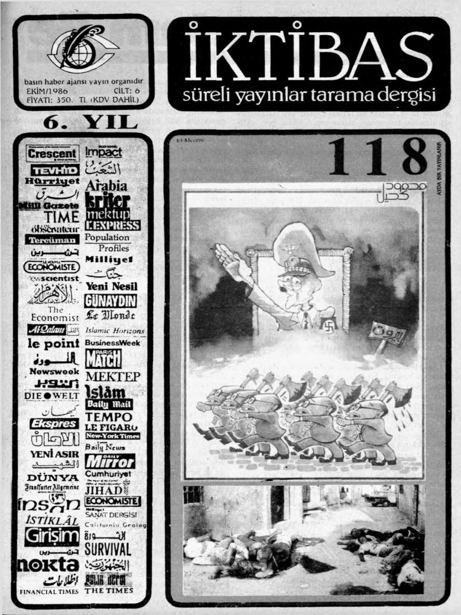 6. Cilt 118. Sayı