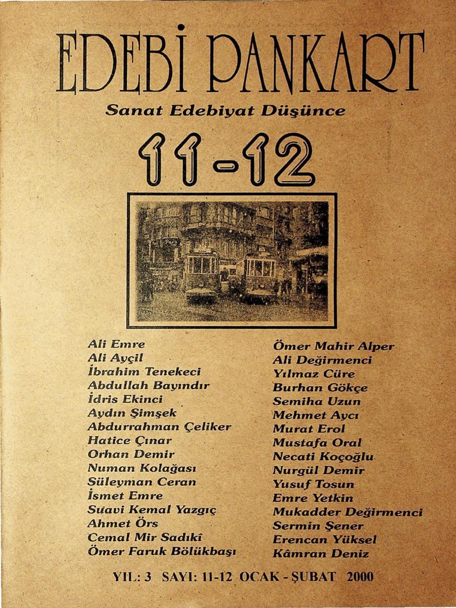11-12. Sayı