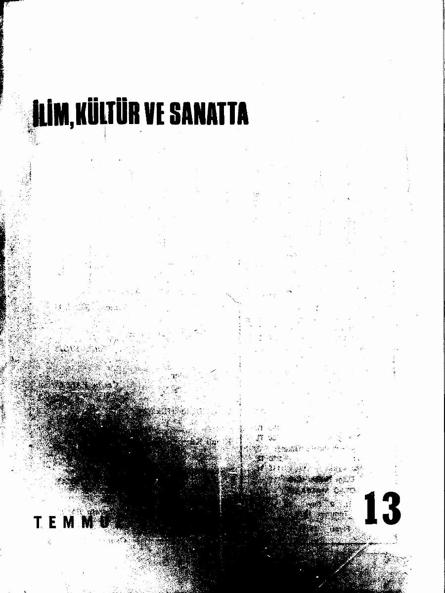 4. Cilt 13. Sayı