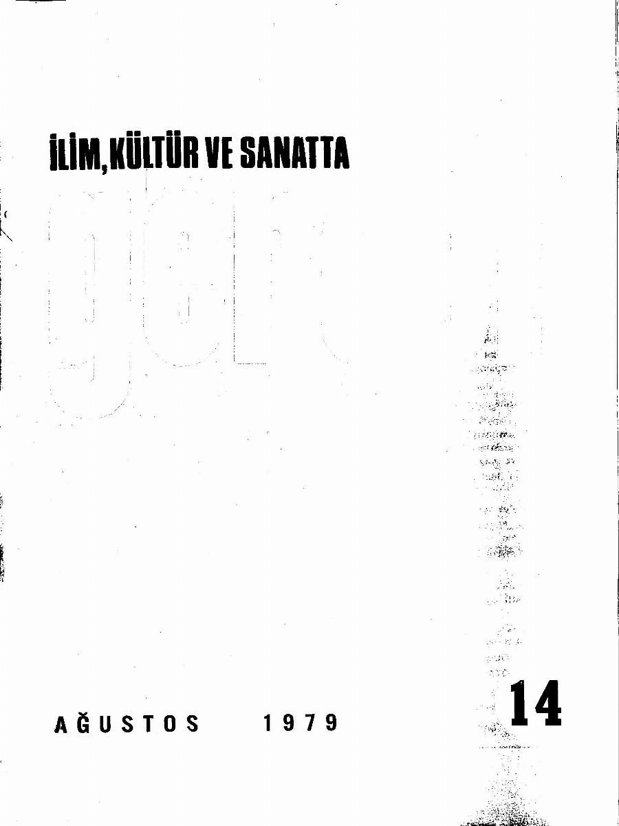 4. Cilt 14. Sayı