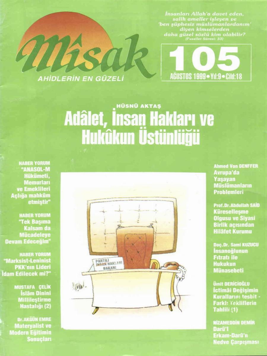 17. Cilt 105. Sayı