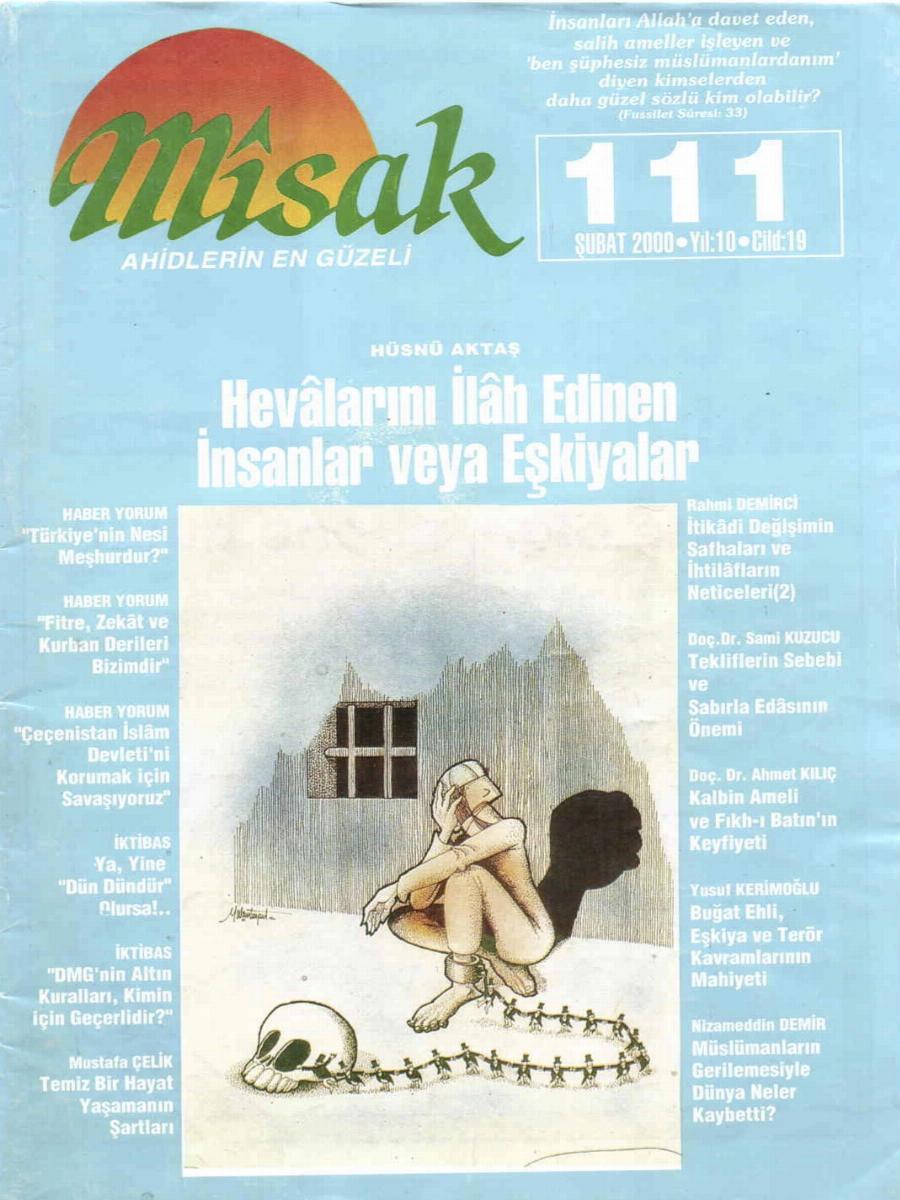 19. Cilt 111. Sayı