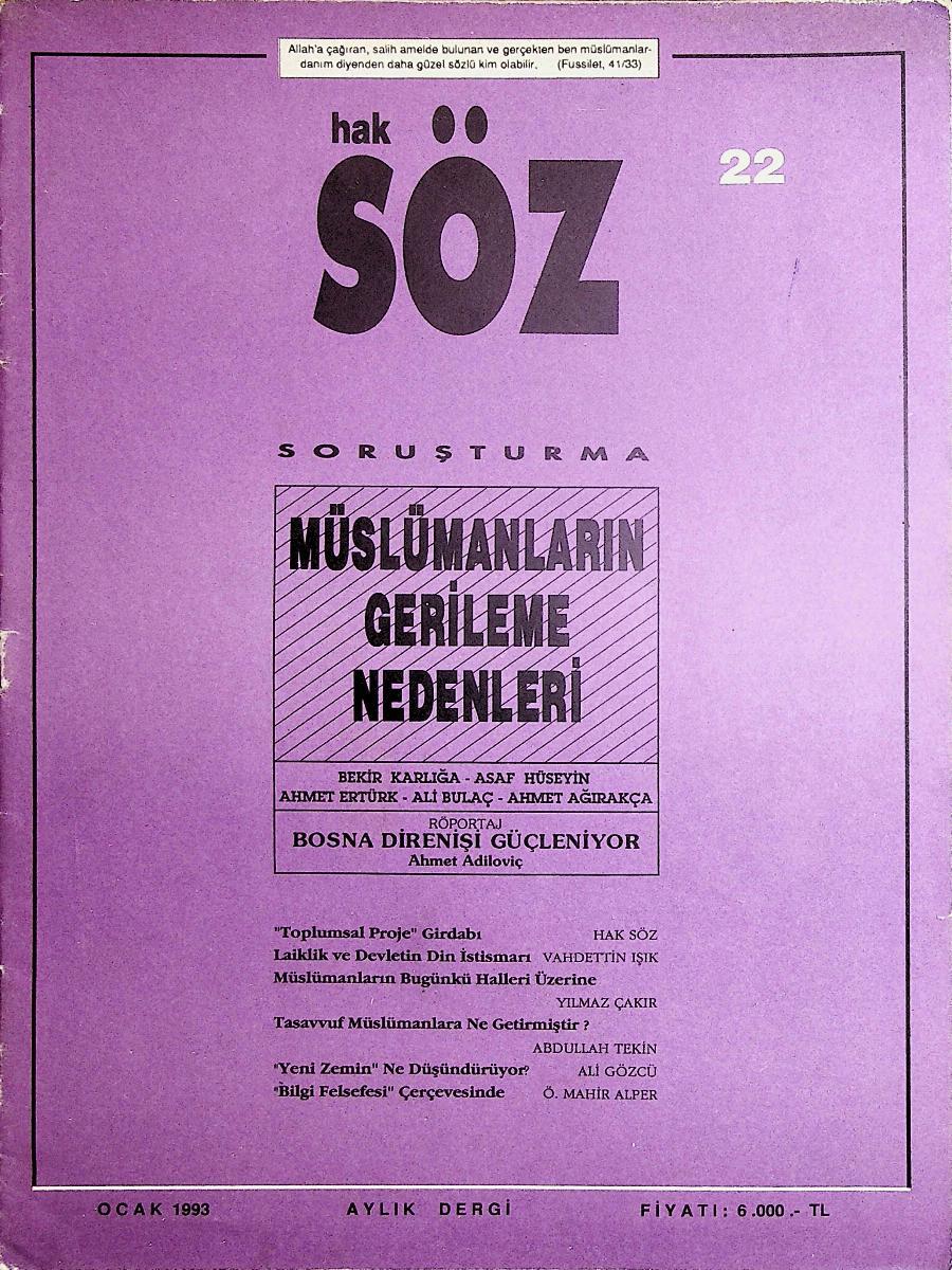22. Sayı