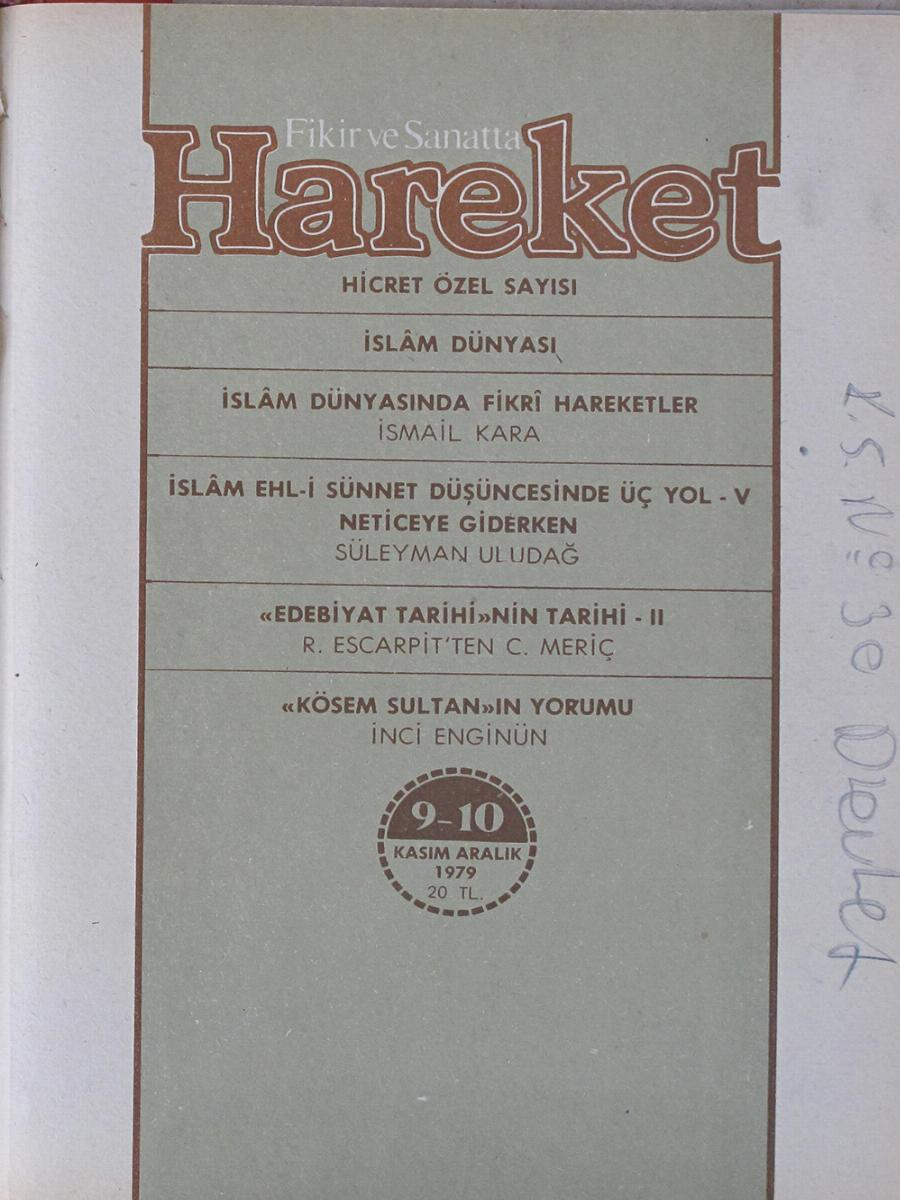 7. Cilt 171-172. Sayı