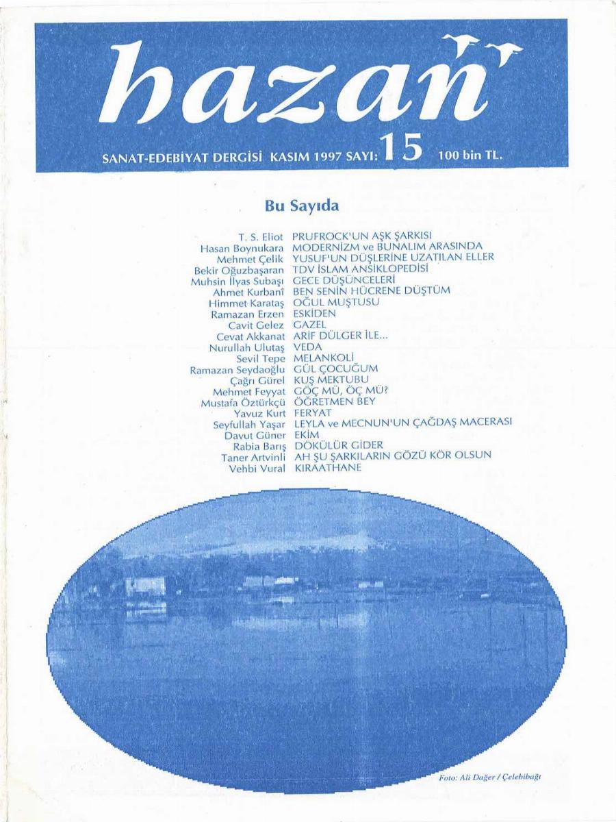 15. Sayı