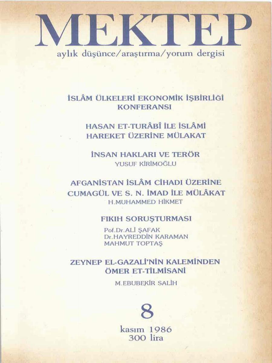 8. Sayı