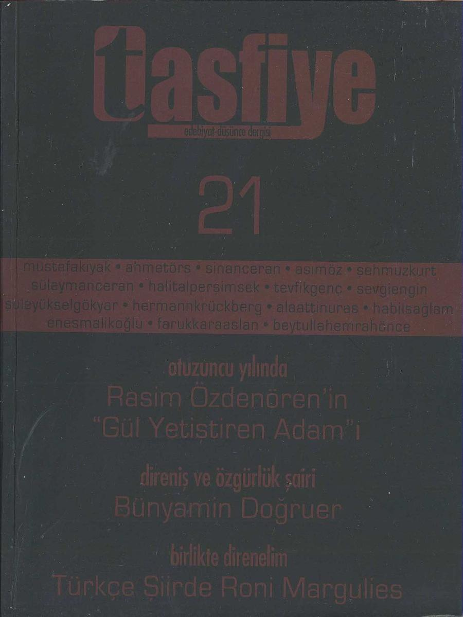 21. Sayı