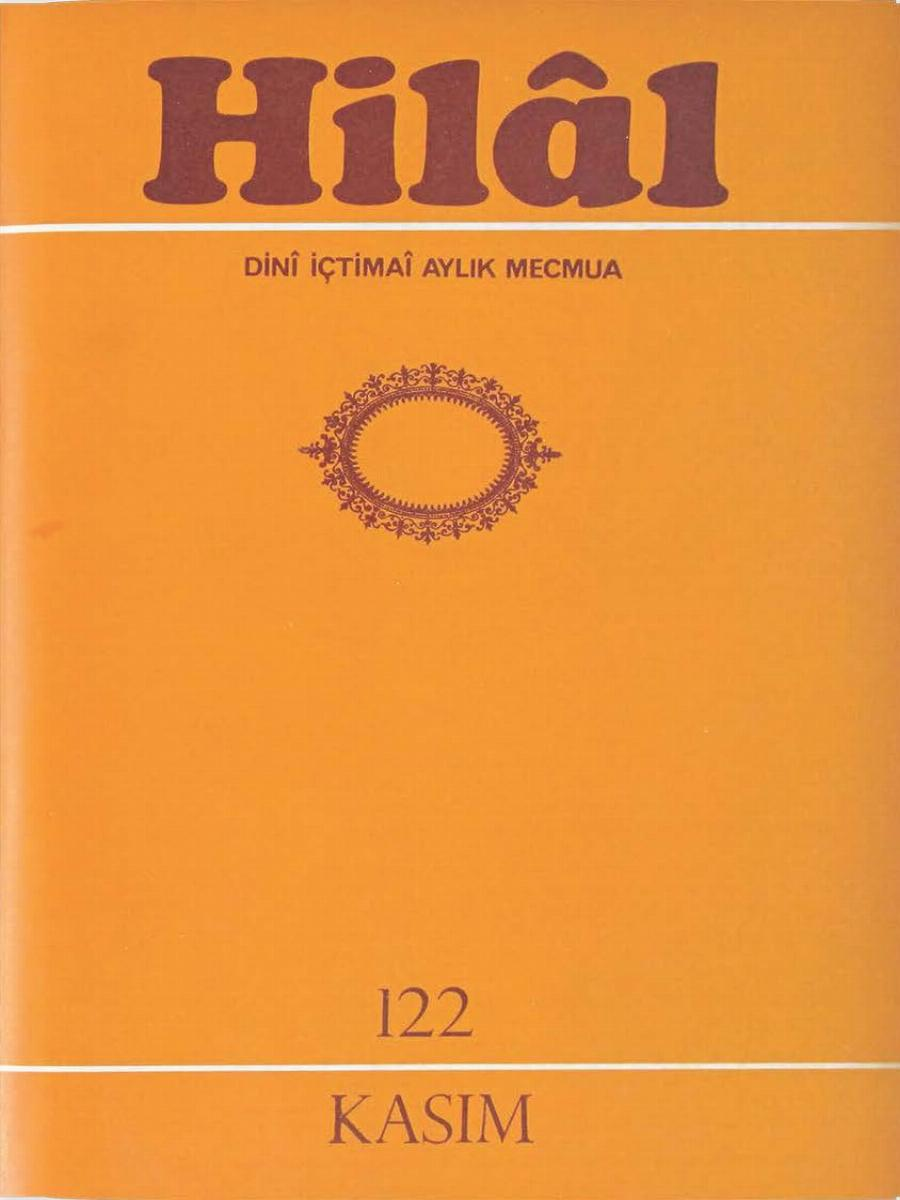 11. Cilt 122. Sayı