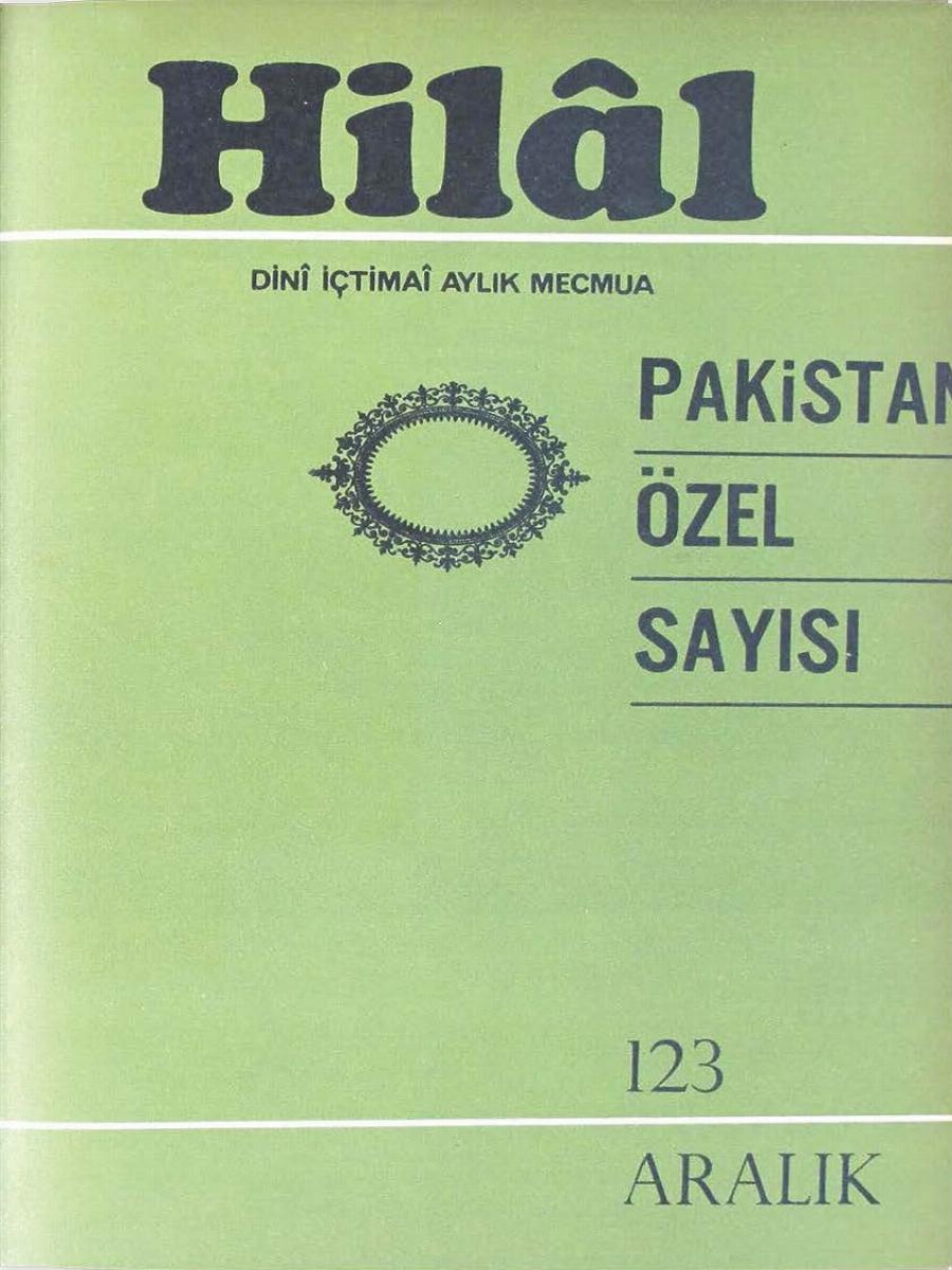 11. Cilt 123. Sayı