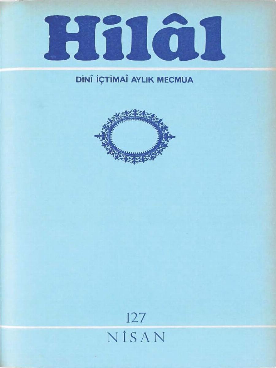 11. Cilt 127. Sayı