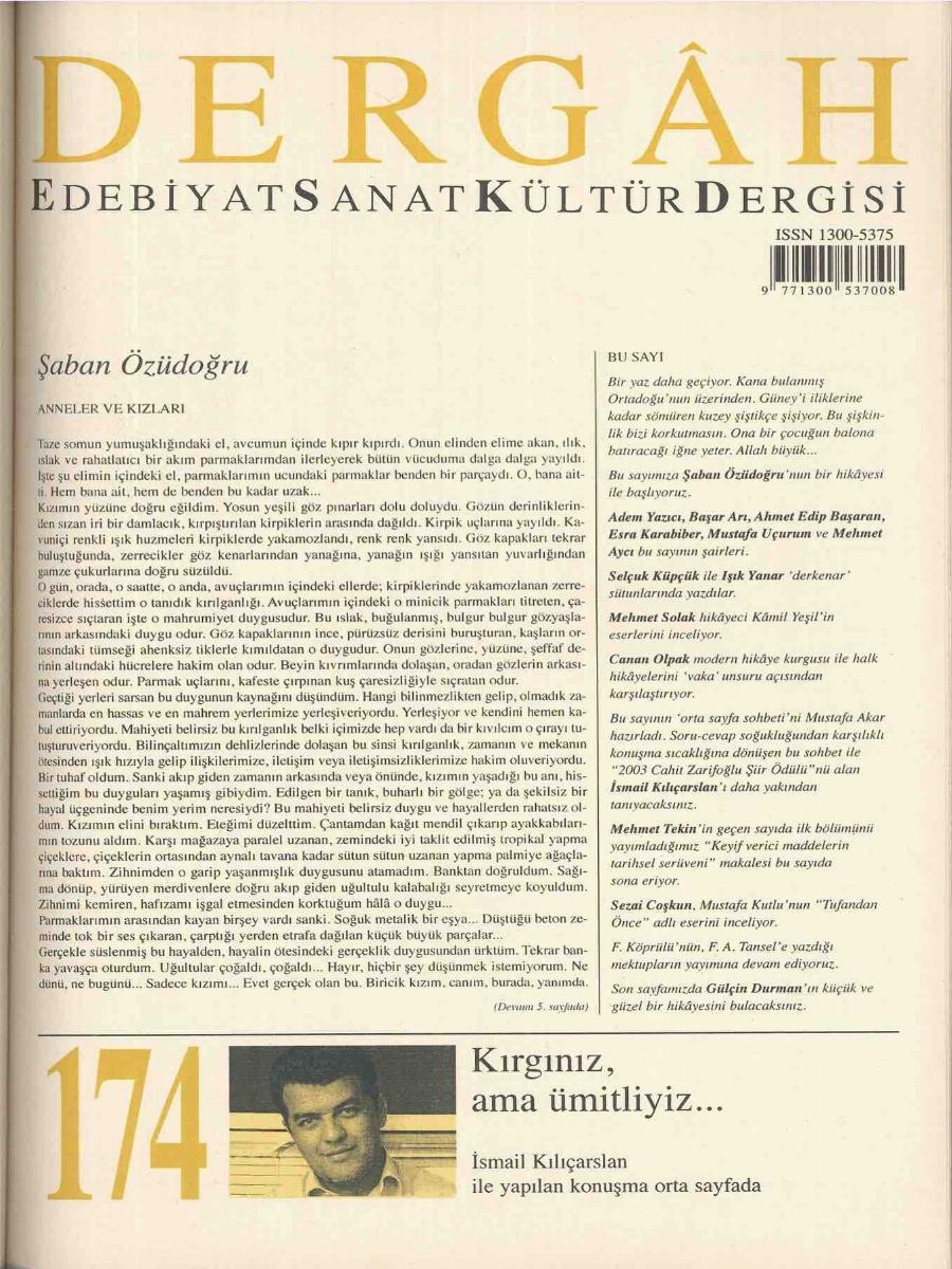 174. Sayı