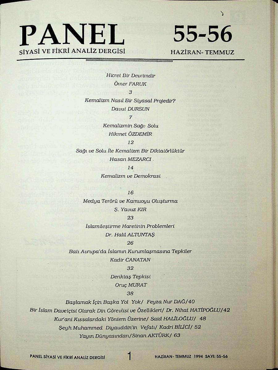 55-56. Sayı