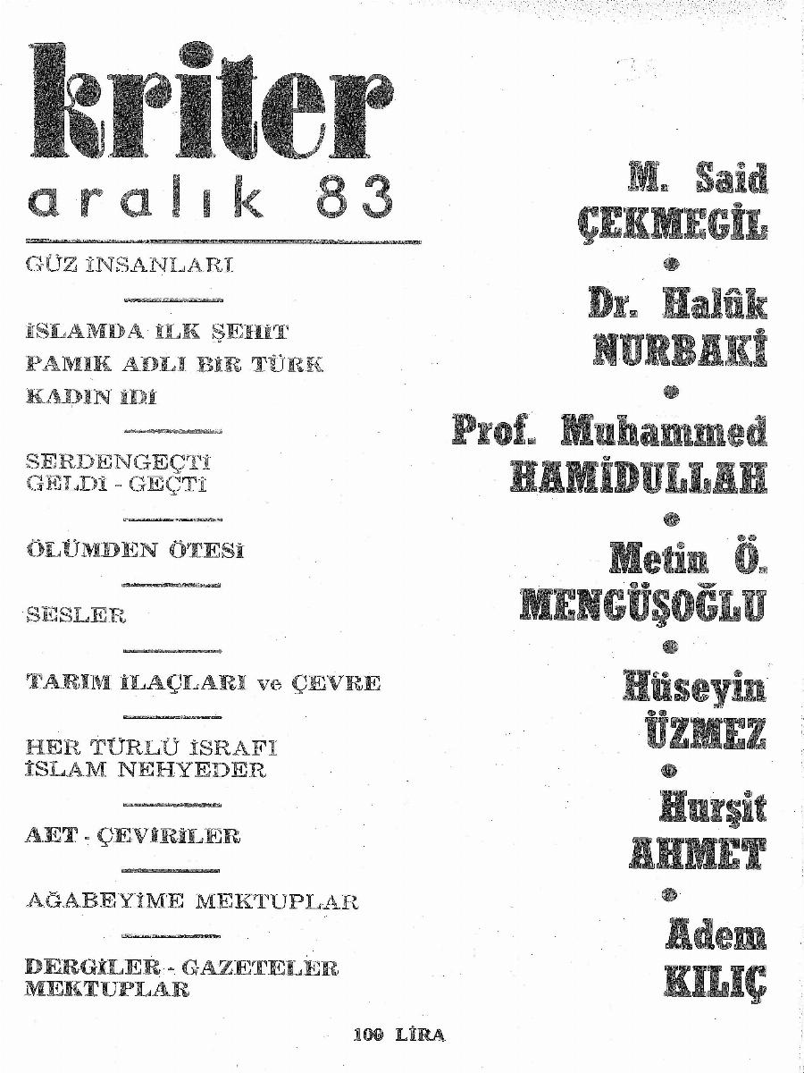 4. Cilt 38. Sayı