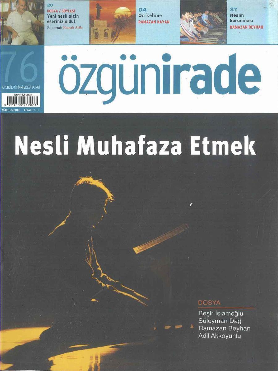 76. Sayı