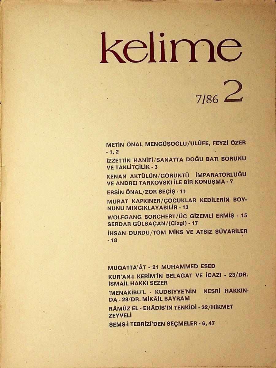2. Sayı