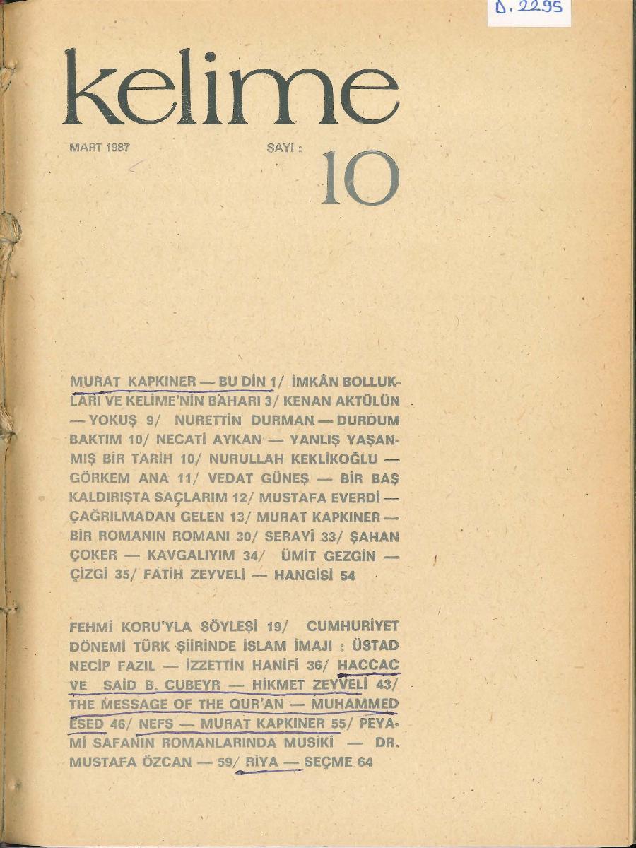 10. Sayı