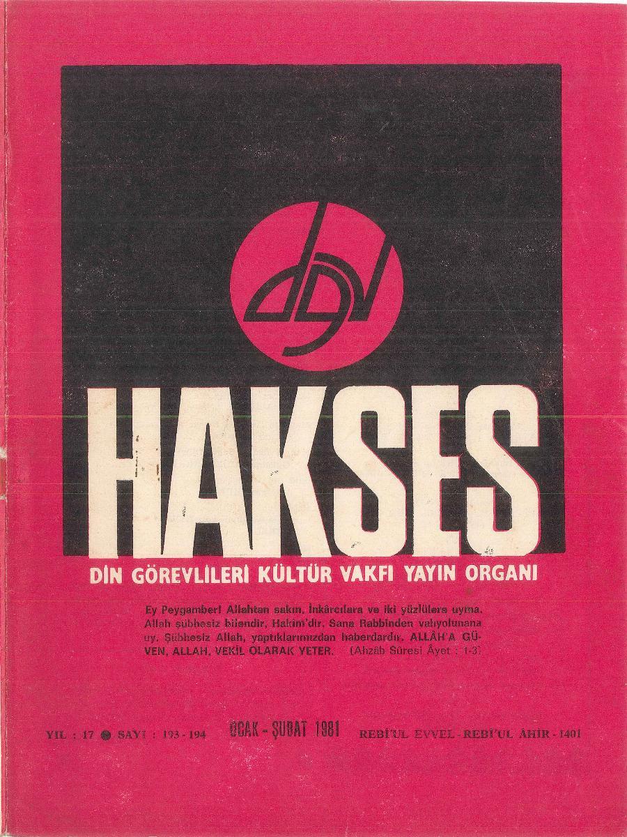 193-194. Sayı