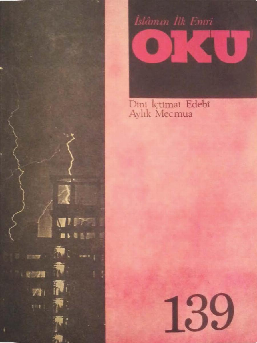 12. Cilt 139. Sayı