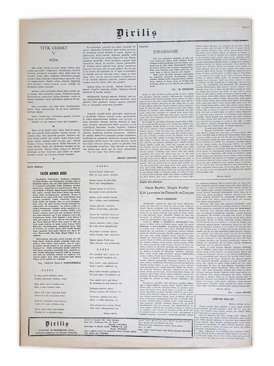 4. Cilt 28. Sayı
