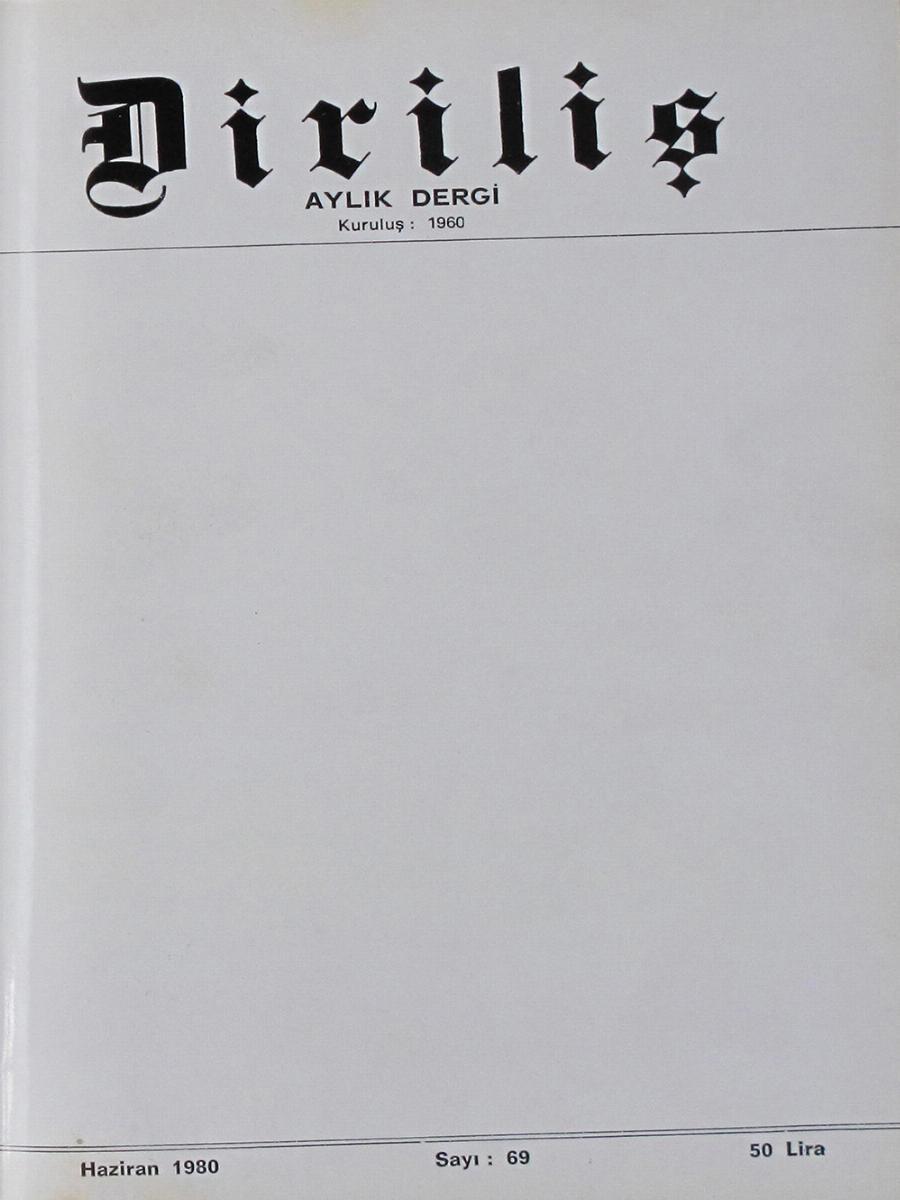 5. Cilt 69. Sayı