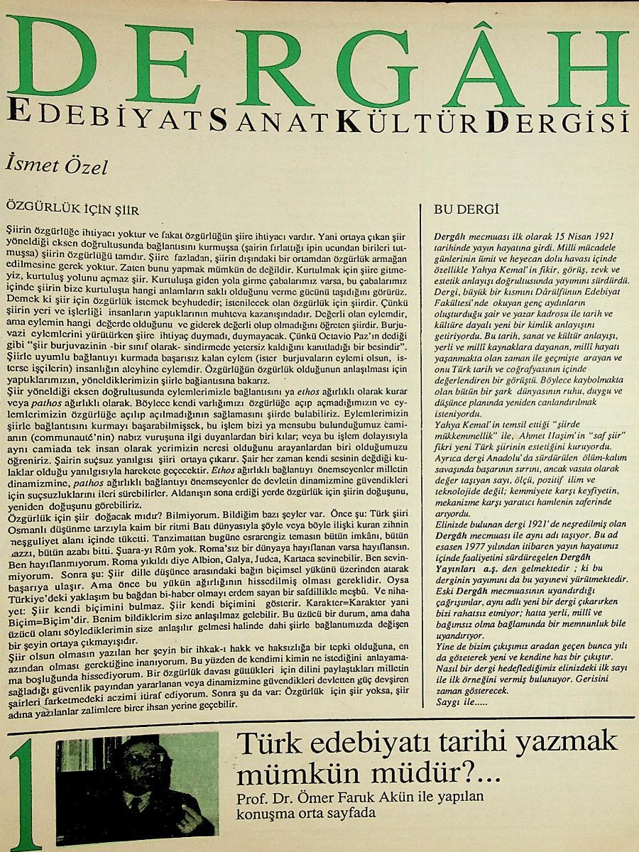 Dergâh