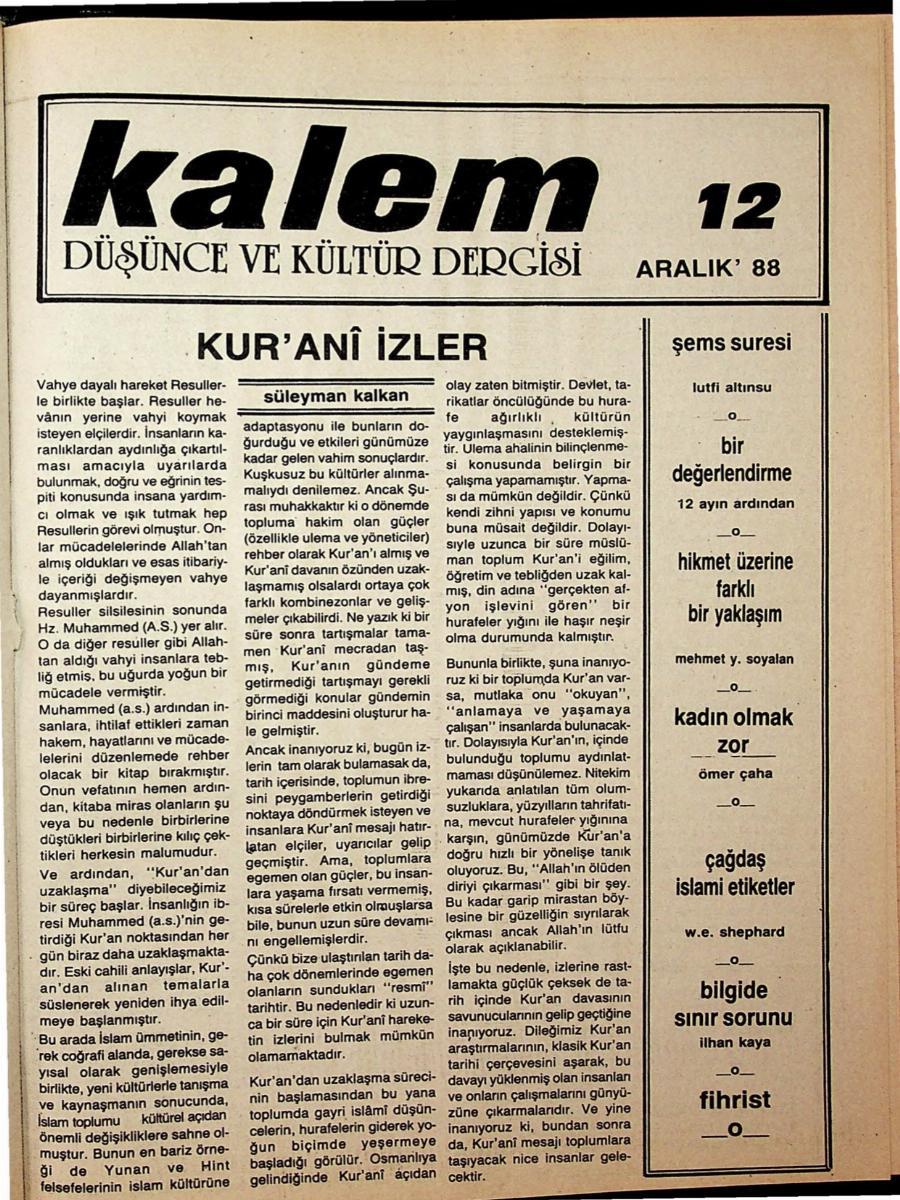 12. Sayı