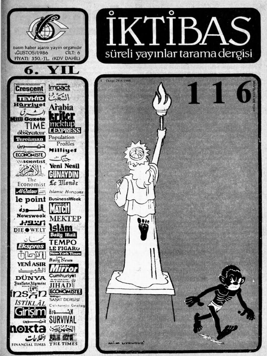 6. Cilt 116. Sayı
