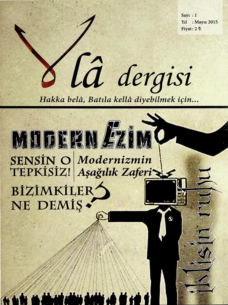 Lâ Dergisi