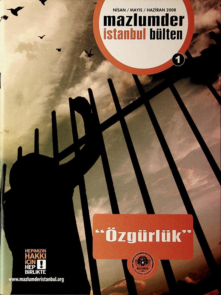 Mazlumder İstanbul Bülten