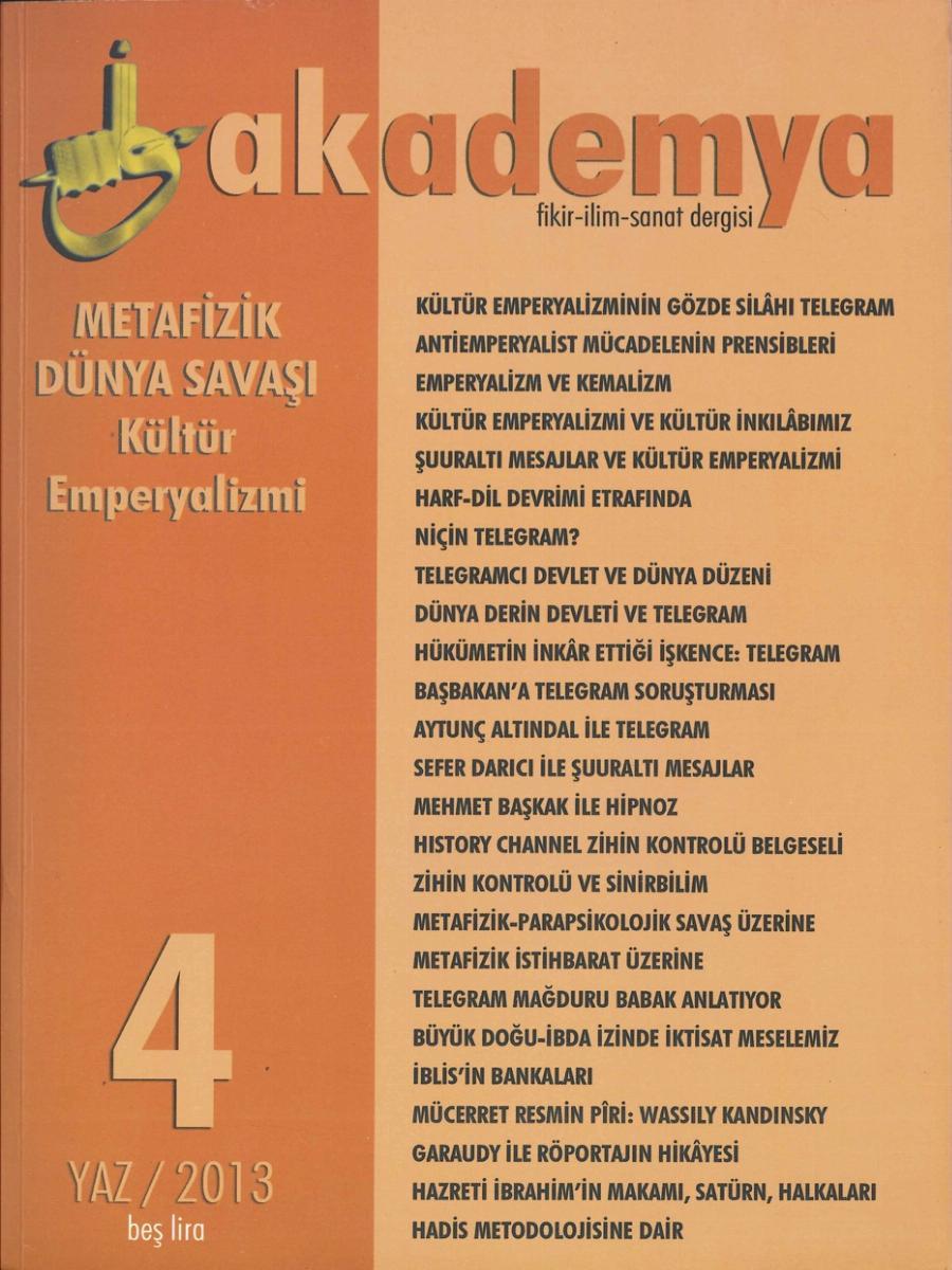 4. Sayı