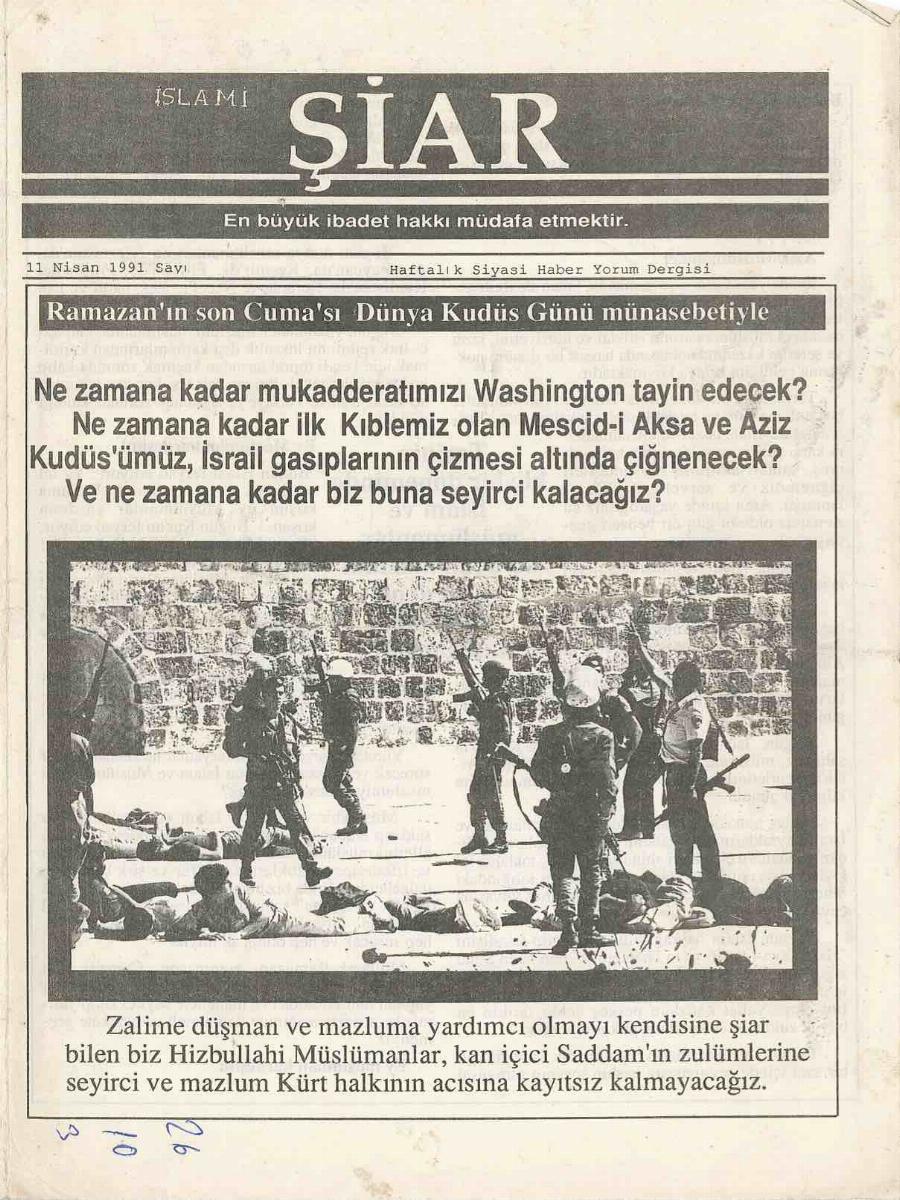 1991-Nisan. Sayı