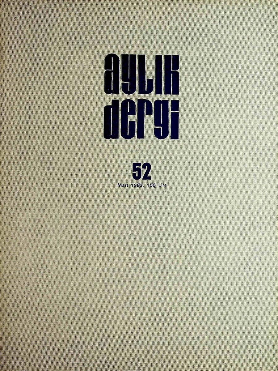 52. Sayı