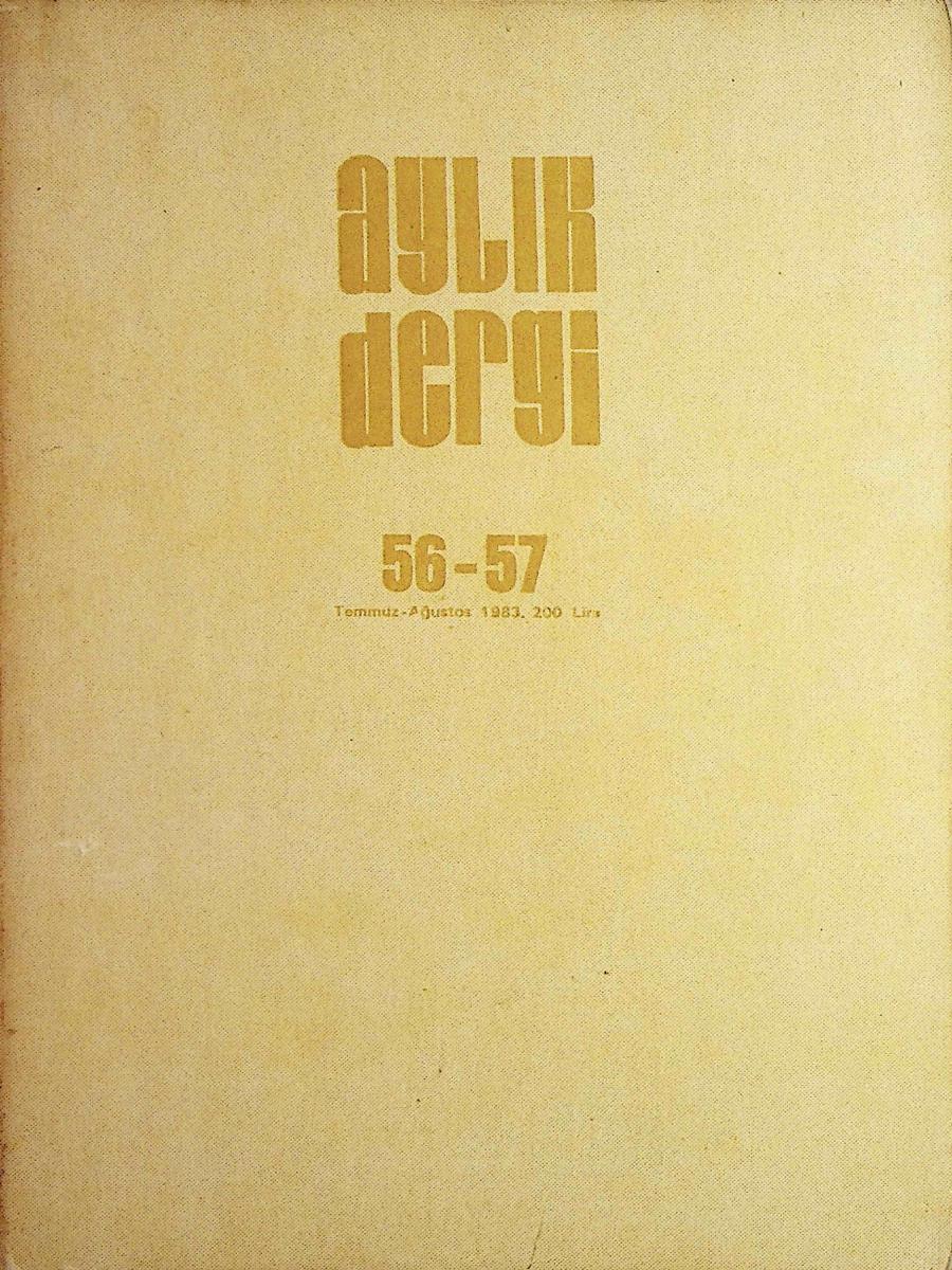 56-57. Sayı