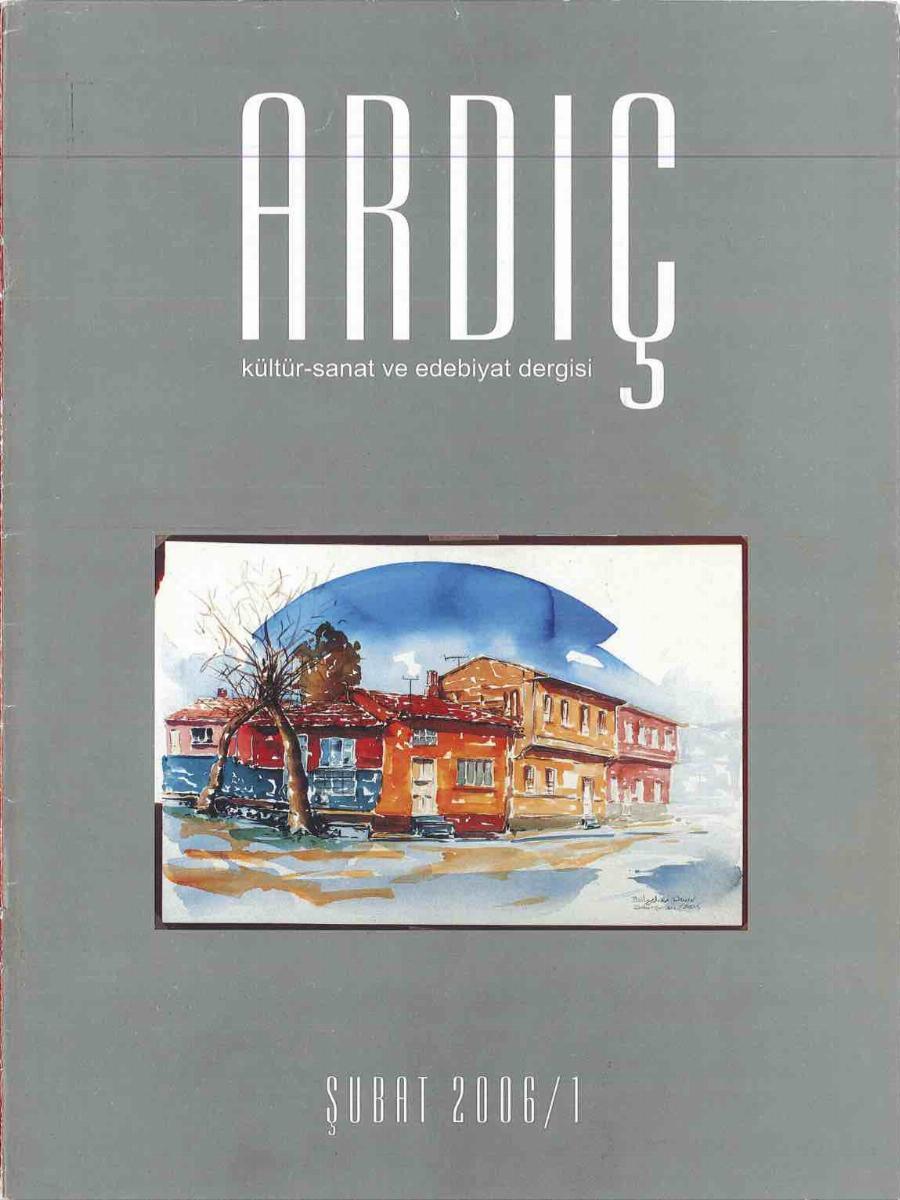 Ardıç Dergisi