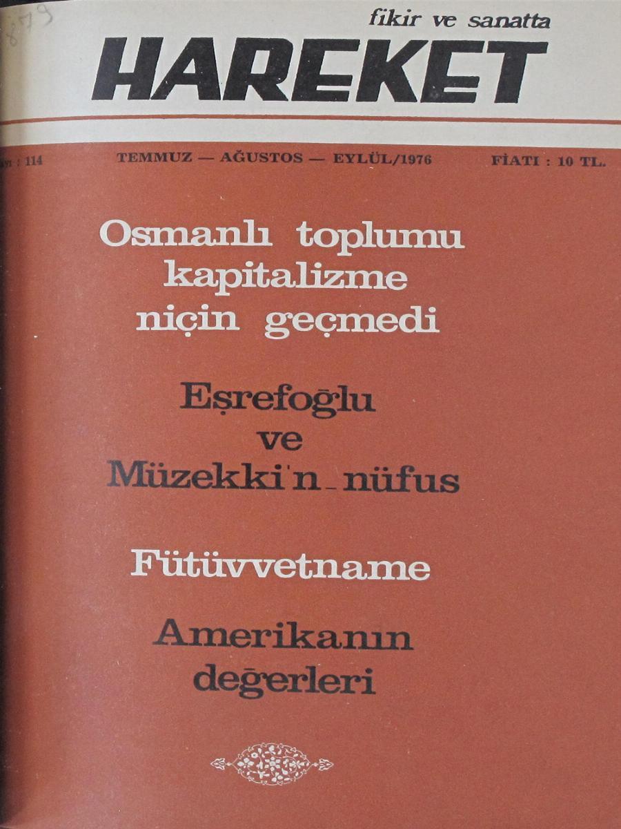 6. Cilt 114. Sayı