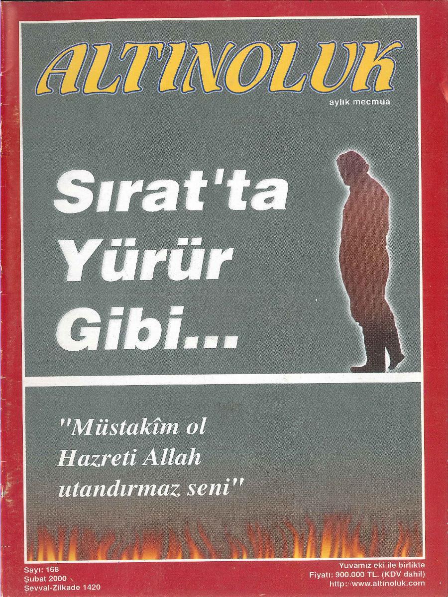 168. Sayı