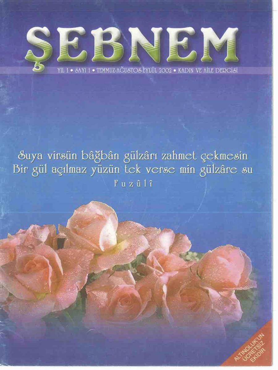 Şebnem Dergisi