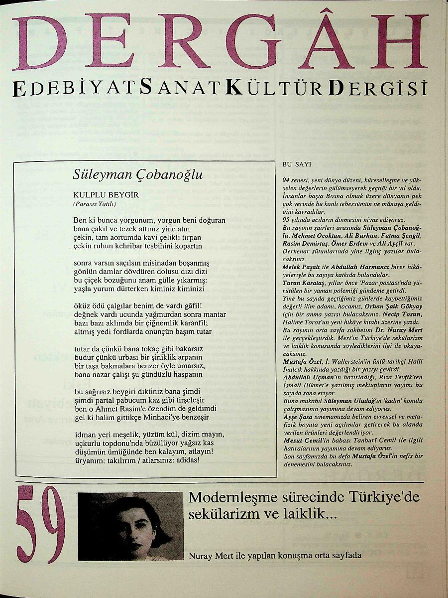 59. Sayı