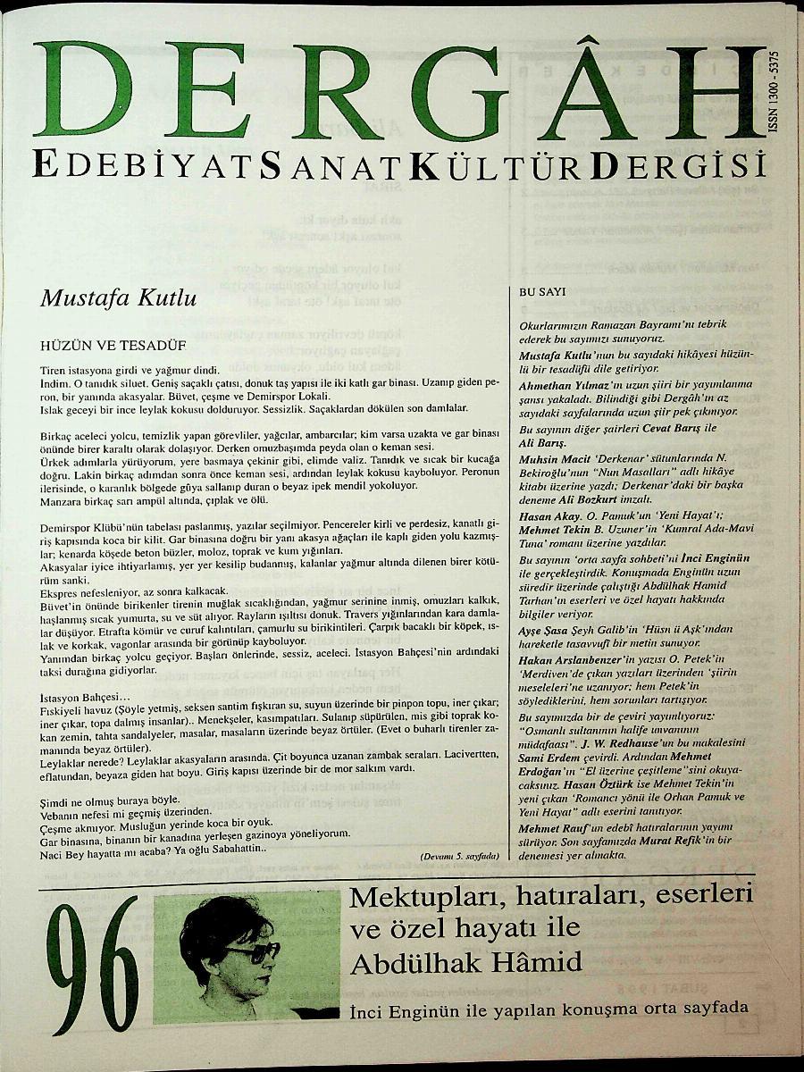 96. Sayı