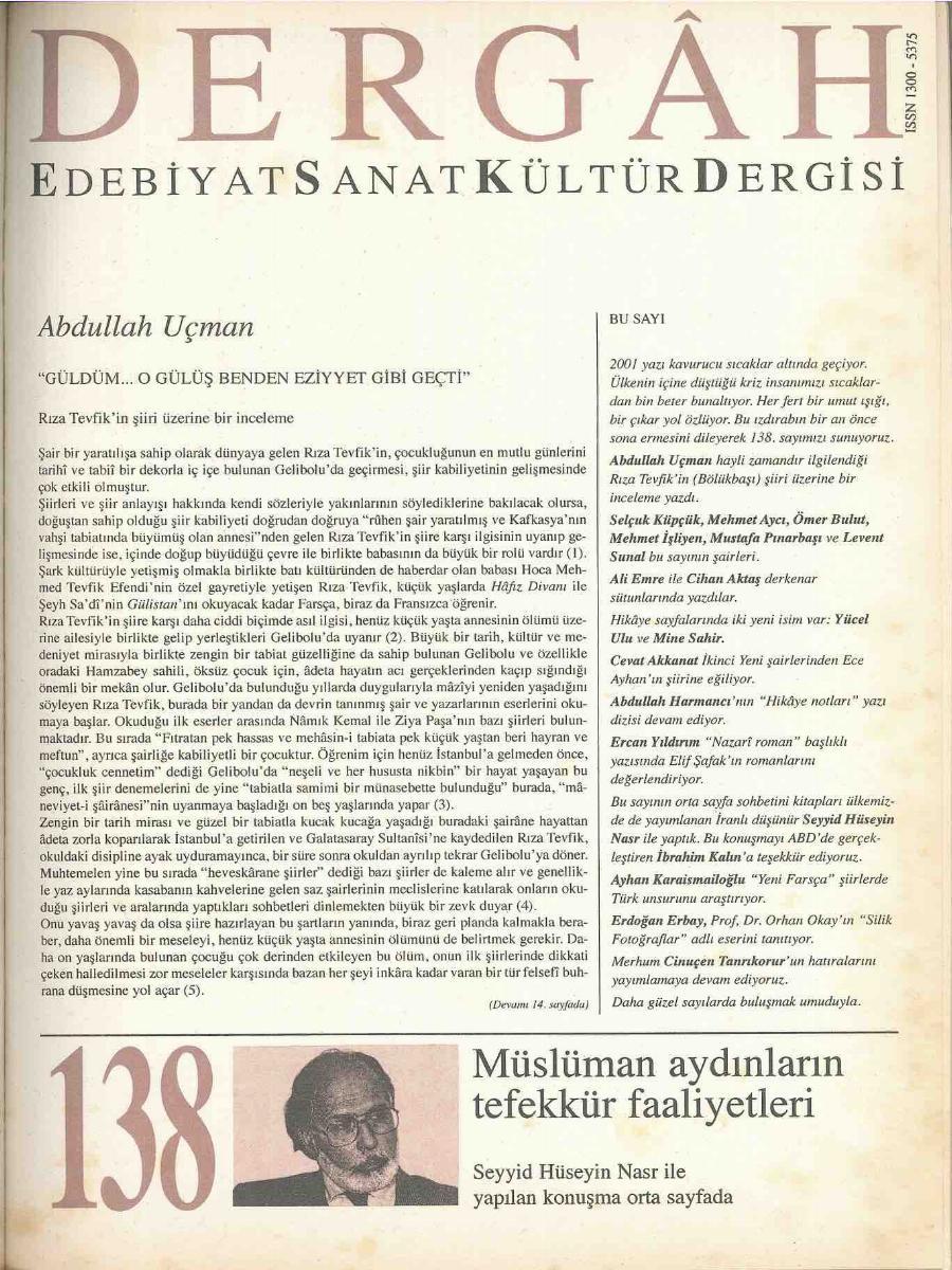 138. Sayı