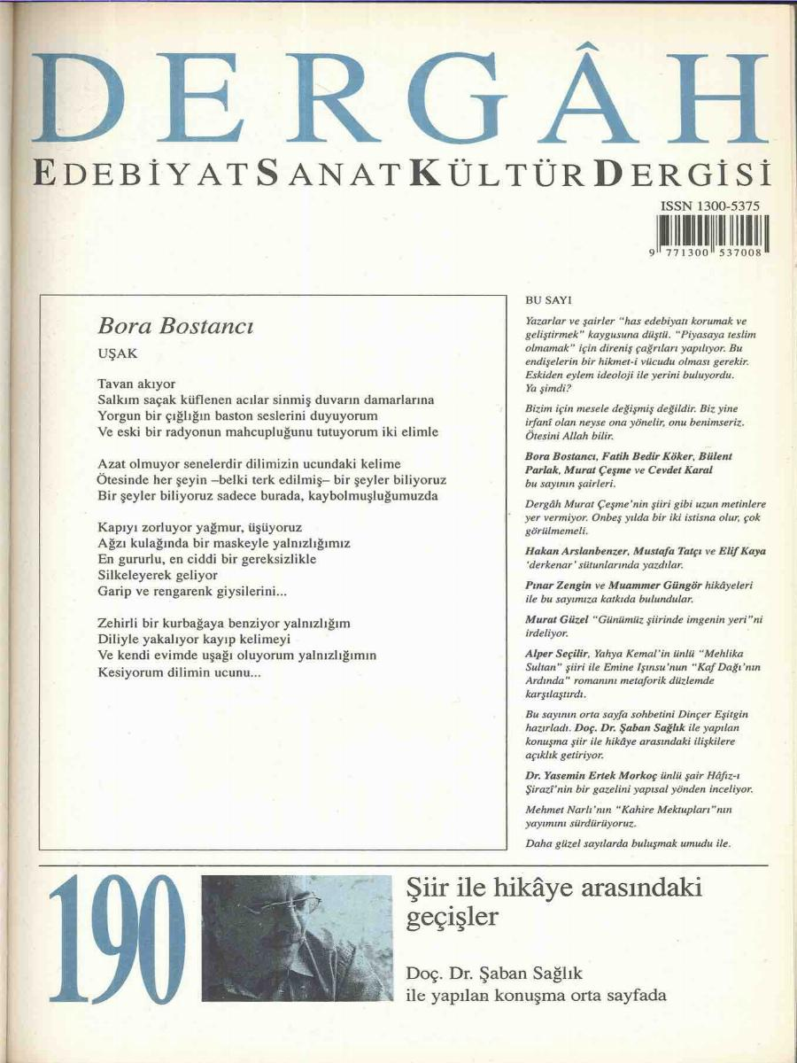 190. Sayı