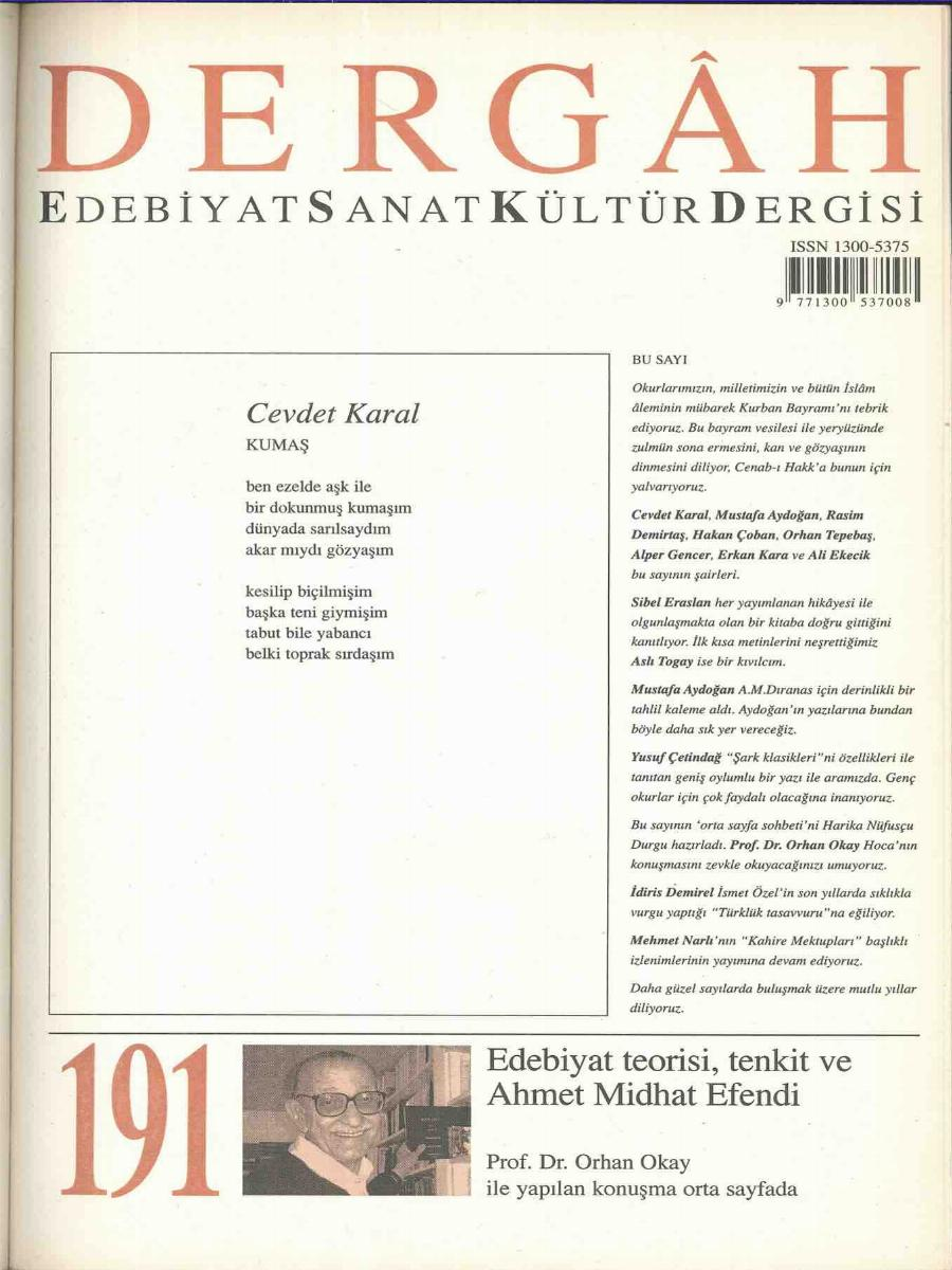 191. Sayı