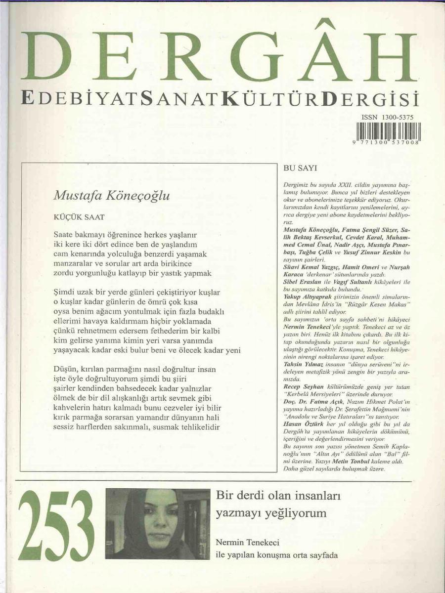 253. Sayı