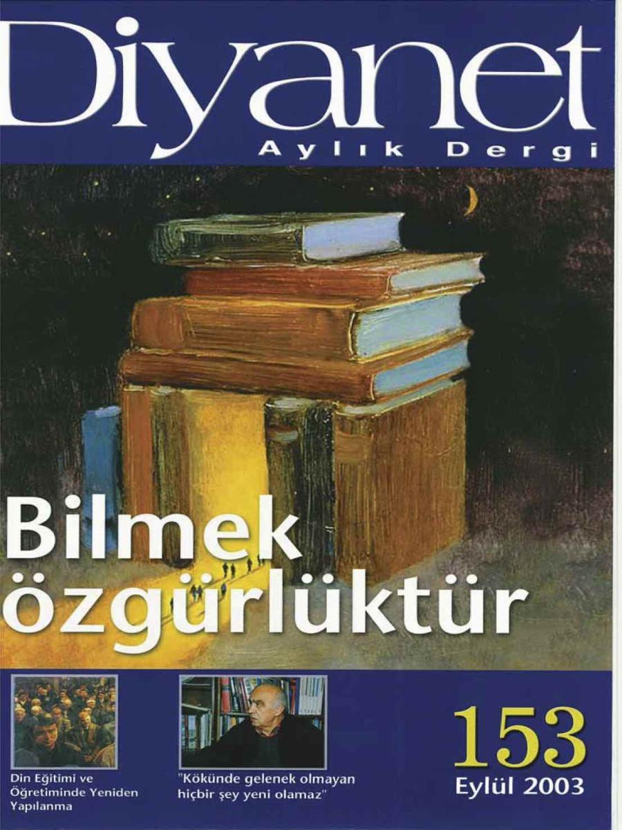 153. Sayı