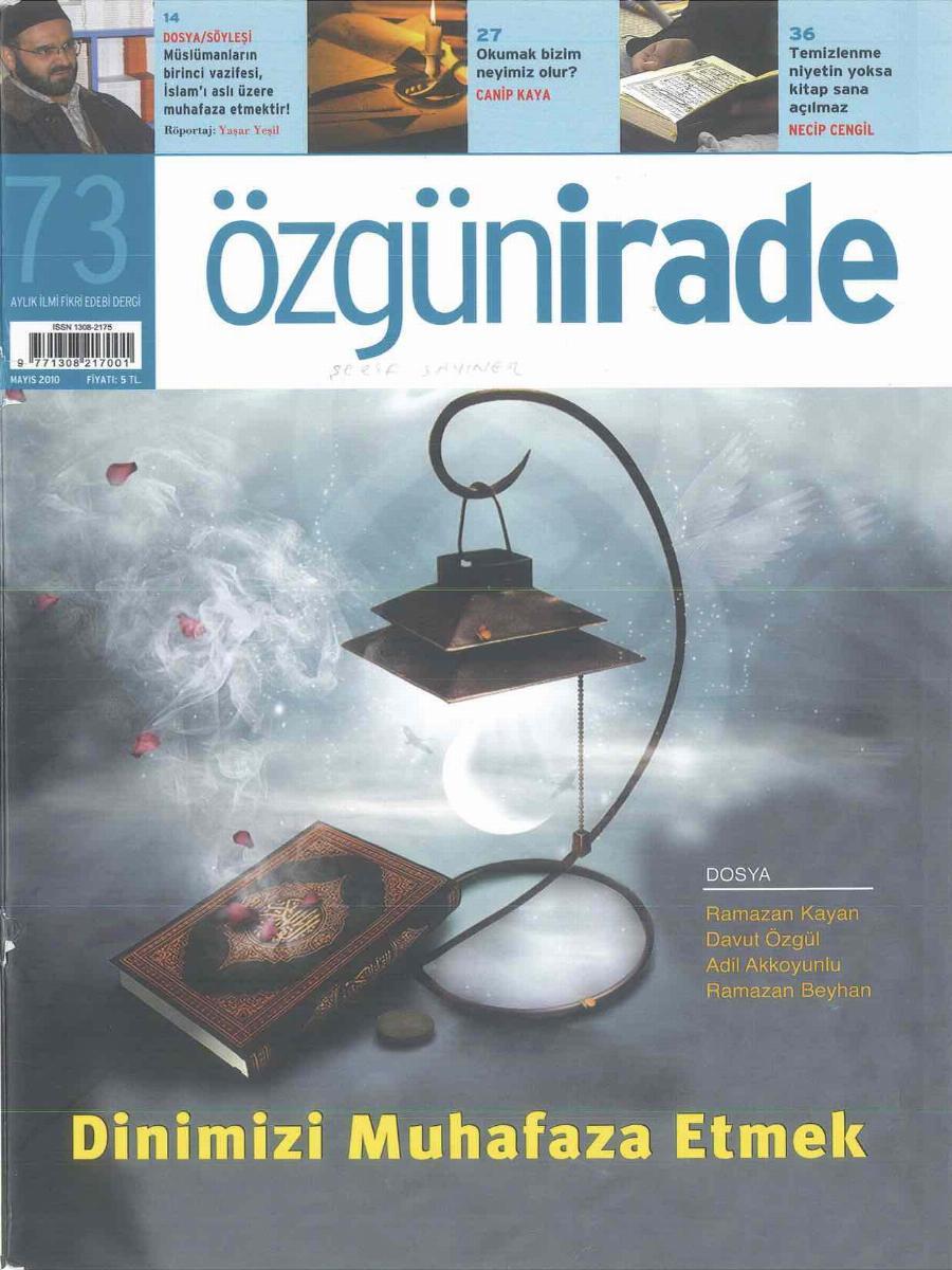 73. Sayı