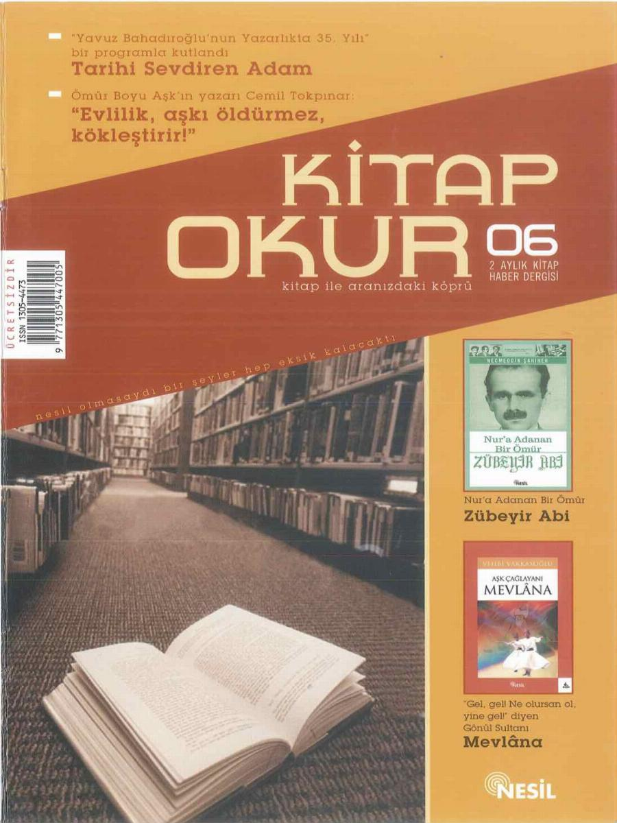 Kitap Okur