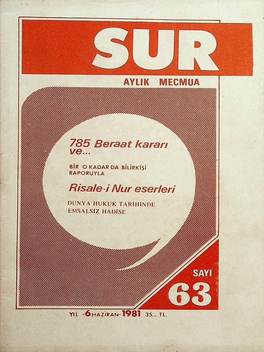 63. Sayı