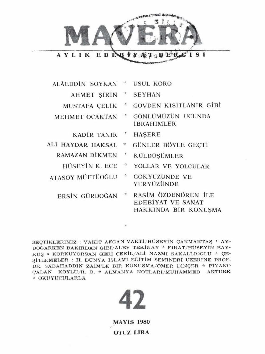 4. Cilt 42. Sayı